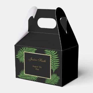 Elegant Classy Bracken Birthday Favour Box