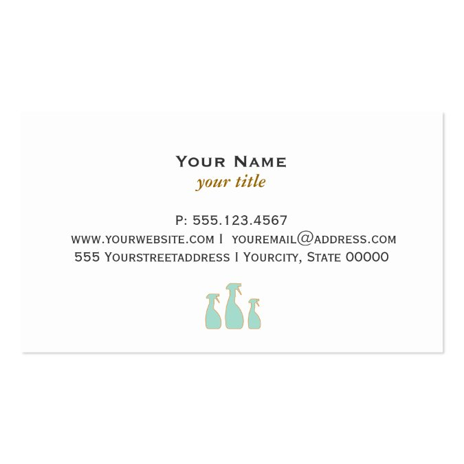 Elegant cleaning business cards choice image card design and elegant cleaning business cards images card design and card template cleaning business business cards elegant cleaning reheart Gallery