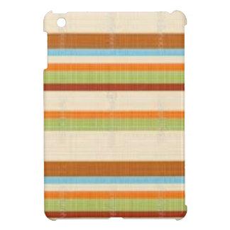 Elegant COLOR Stripe iPad Mini Cases