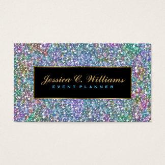 Elegant Colorful Purple Tint Glitter & Sparkles 5