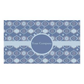 elegant contemporary business card