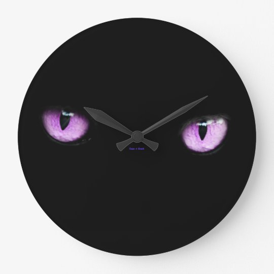 Elegant Cool Unique Purple Cat / House-of-Grosch Large
