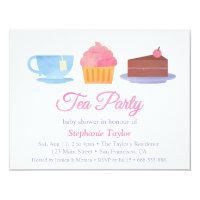 cupcake invitations announcements zazzle uk