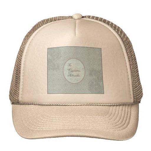 elegant design congratulation grandfathers hats