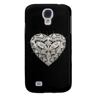 Elegant Designer Heart HTC Vivid Phone Case