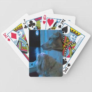 Elegant Dogs Poker Deck