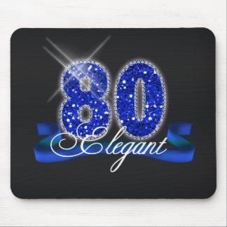 Elegant Eighty Sparkle Mouse Pad