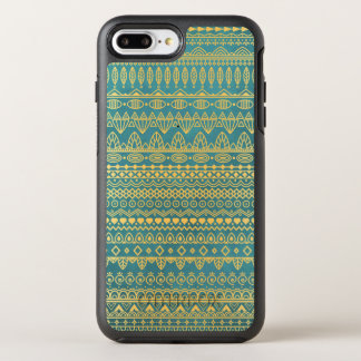 Elegant Ethnic Golden Pattern | Phone Case