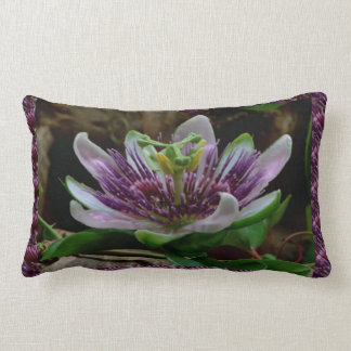 Elegant EXOTIC flower Template DIY Gifts floral Pillows