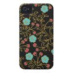 Elegant Floral Iphone 4/4S Case iPhone 4 Case