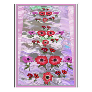Elegant Flower Display on Gifts for all occasions Postcard
