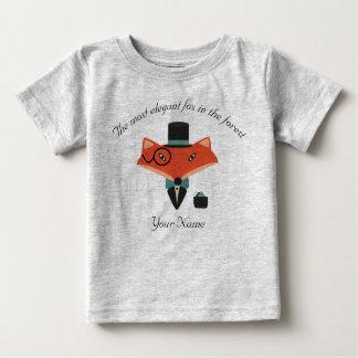 Elegant Fox Baby Jersey T-Shirt