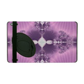Elegant Fractal iPad Folio Case