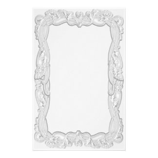 Elegant Framed Stationery