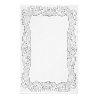 Elegant Framed Custom Stationery