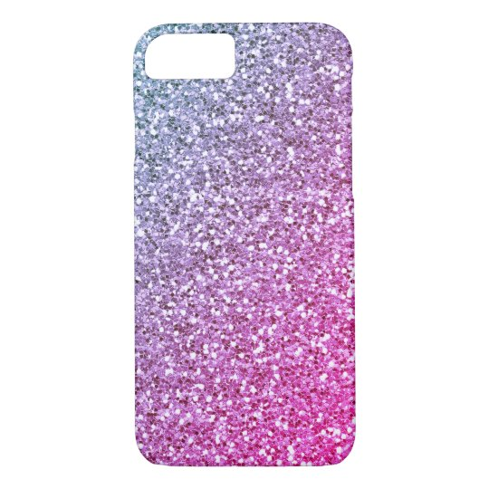Elegant Glitter iPhone 8/7 Case