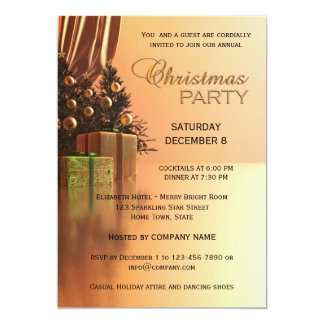 Company christmas dinner party gifts t shirts art for Dinner party gift ideas