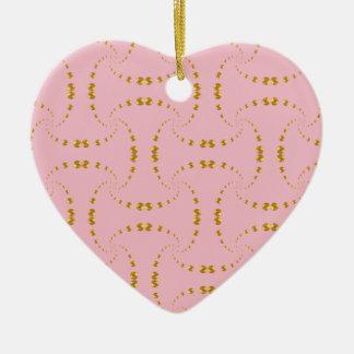 Elegant Gold dots Christmas Ornament