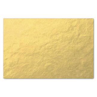 Elegant Gold Foil Printed Tissue Paper
