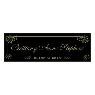 graduation name card template 2 7 8 x 1 1 2 28 images graduation