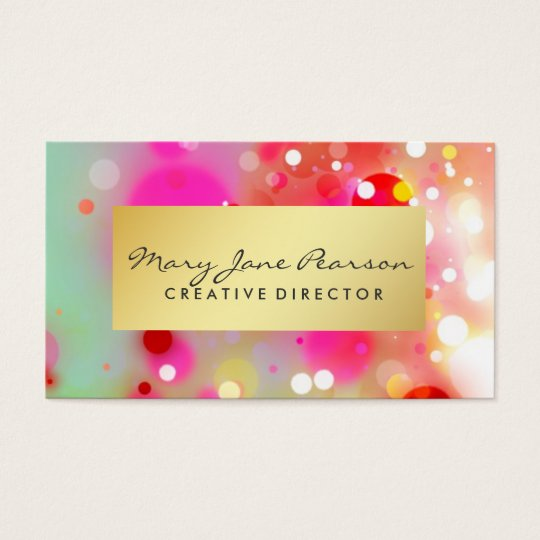 Elegant Gold Luxe Red Pink White Green Watercolor