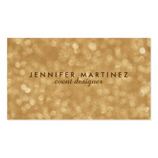 Elegant Gold Tones Glitter & Sparkles