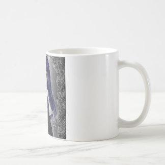 Elegant Gothic Aristocrat Coffee Mugs