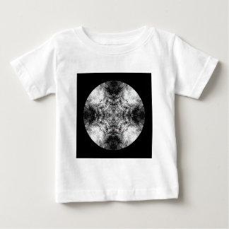 Elegant Gothic Pattern. Black and White. Baby T-Shirt