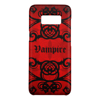 Elegant Gothic Vampire Case-Mate Samsung Galaxy S8 Case