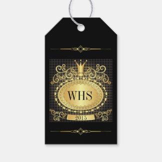 Elegant Graduation / Special Occasion Gift Tag