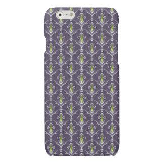 Elegant green floral Pattern Case iPhone 6 Plus Case