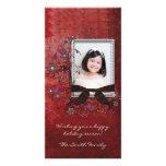 Elegant Holiday Photo Card