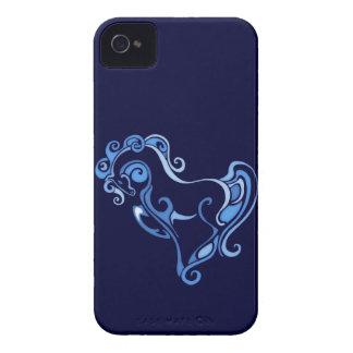 Elegant Horse Graphic iPhone 4 Case
