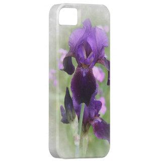 Elegant Iris Barely There iPhone 5 Case