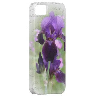 Elegant Iris iPhone 5 Cases