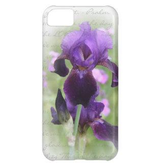 Elegant Iris iPhone 5C Case