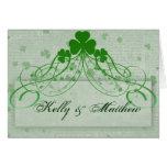 Elegant Irish Card