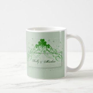 Elegant Irish Coffee Mug