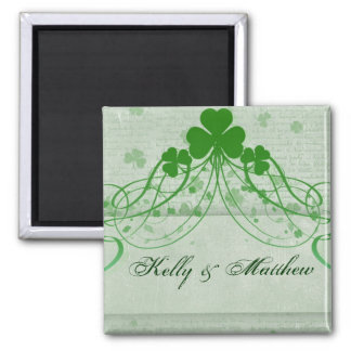 Elegant Irish - Customized Magnet