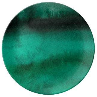 Elegant Jades Plate
