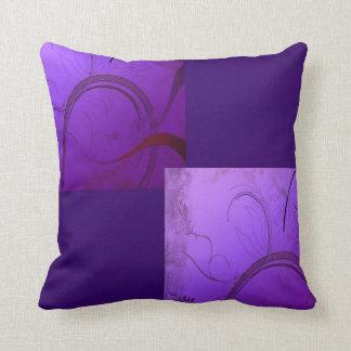 Elegant Lavender Cushion