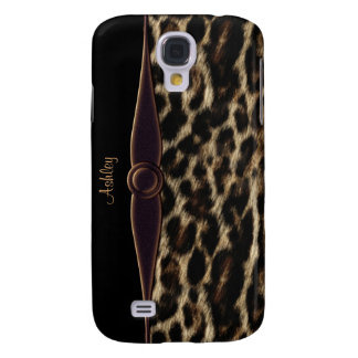 Elegant Leopard Cell Phone Case