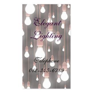 Elegant Lighting Pack Of Standard Business Cards
