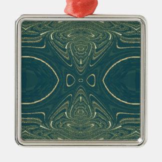 Elegant Ligth Teal Fashion Color Design Ornament