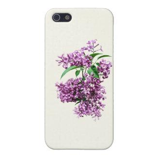 Elegant Lilacs iPhone 5/5S Cover