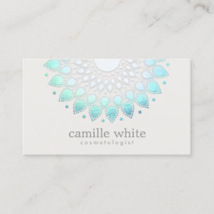 Holistic business cards business card printing zazzle uk elegant lotus holistic spa and beauty business card colourmoves