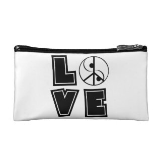 Elegant Love Cosmetic Bag