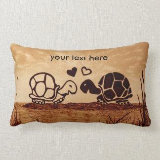 Elegant LOVE theme Custom Lumbar Pillow Throw Cushion