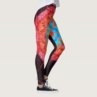 Elegant Mandala Leggings