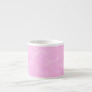 Elegant Marble style5 - Cherry Blossoms Pink Espresso Cup